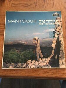 Mantovani-Exodus-Album