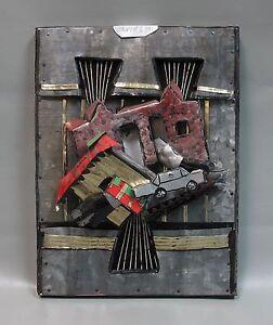 DAVIDSON-THERMIDOR-Haiti-Mixed-Media-Sculpture-Art-Basel-Quality