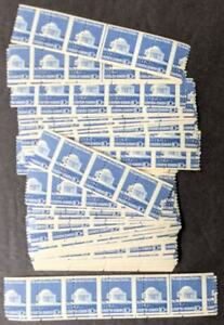 EDW1949SELL : USA 1973-74 Sc #1520. 260 stamps all with Dramatic Misperf VF MNH