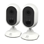 thumbnail 1 - Refurbished 1080p Alert Indoor Security Camera - Twin Pack