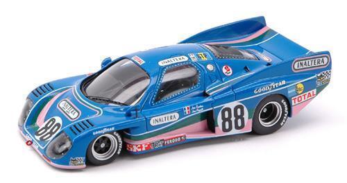 Inaltera Gt N.88 4Th Le Mans 1977 1 43 Bizarre Bz227 Modellino Auto