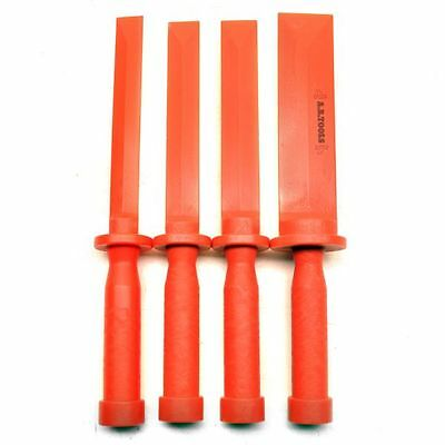 4PCS non marking scraper set / gasket remover AT773