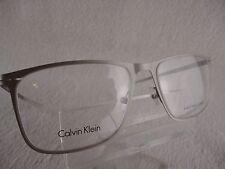 Calvin Klein CK 5410 (028) Silver 53 x 17 140mm  Eyeglass Frames