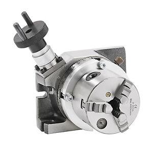 WABECO-Teilapparat-100-mm-mit-3-Backenfutter-80-mm-Rundtisch-11525