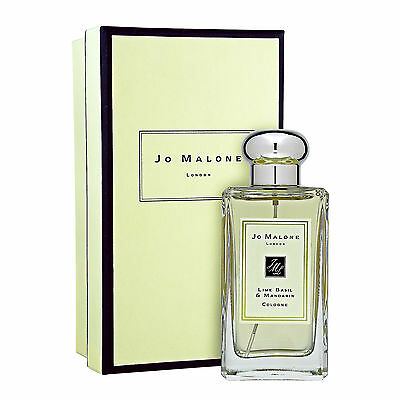 Jo Malone 青檸、羅勒與柑橘古龍水 Lime Basil & Mandarin Cologne 3.4oz, 100ml (with box)