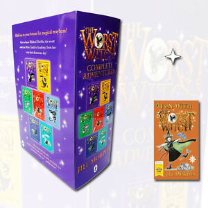 Jill-Murphy-The-Worst-Witch-Collection-7-Books-Box-Set-With-World-Book-Day-NEW