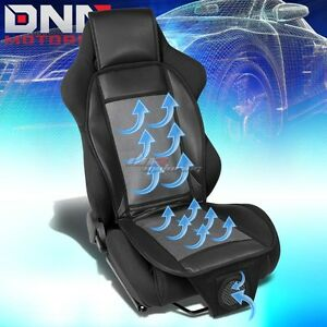 AIR-BREATHING-COOLING-AIR-WIND-CAR-SEAT-COVER-CUSHION-SIT-PAD-12-VOLT-MOTOR-FAN