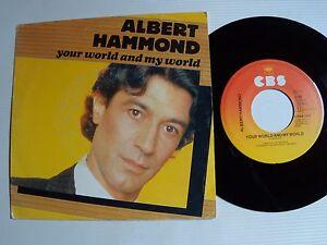 ALBERT-HAMMOND-Your-world-and-my-world-I-039-m-a-camera-7-034-45T-Holland-CBSA-1347
