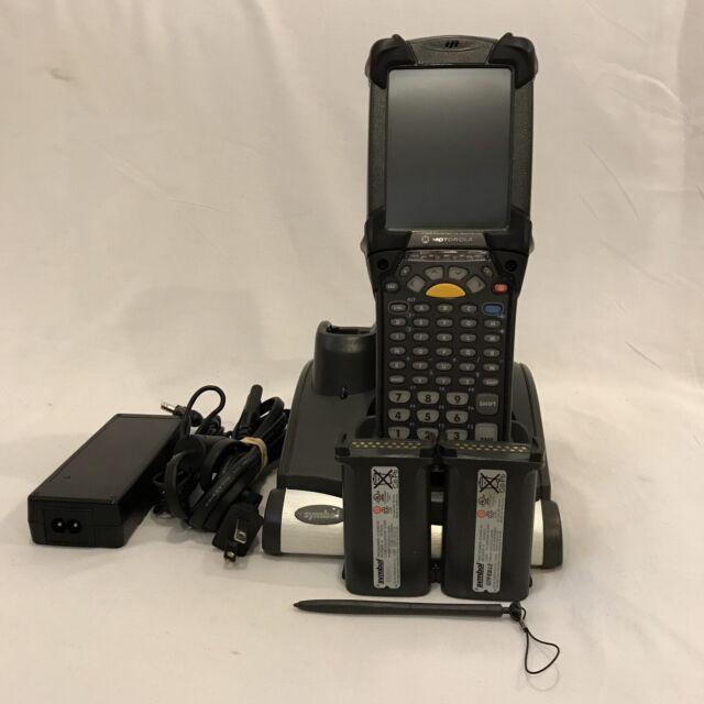 Symbol Motorola Mc92n0 Ga0sxeya5wr Wireless Barcode Scanner W