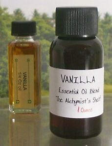 Details about Vanilla Essential Oil 1 Oz Wiccan Craft Pagan Altar Ritual  Spell Special Love