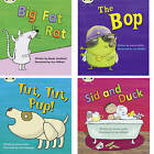 Learn to Read at Home with Phonics Bug: Pack 2 (Pack of 4 Fiction Books) by Jeanne Willis, Emma Lynch, Nicola Sandford (Paperback, 2010)