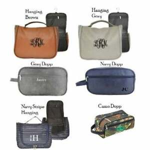 Details About Personalized Men S Toiletry Bag