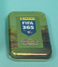 Panini Adrenalyn XL FIFA 365 Mini Tin Box inkl.  Limited Edition Trading Cards