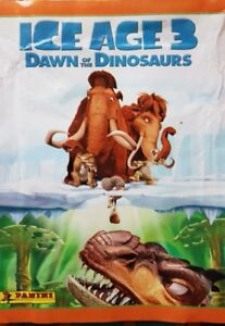 ICE AGE 3 DAWN OF THE DINOSAURS X5O LOOSE STICKERS