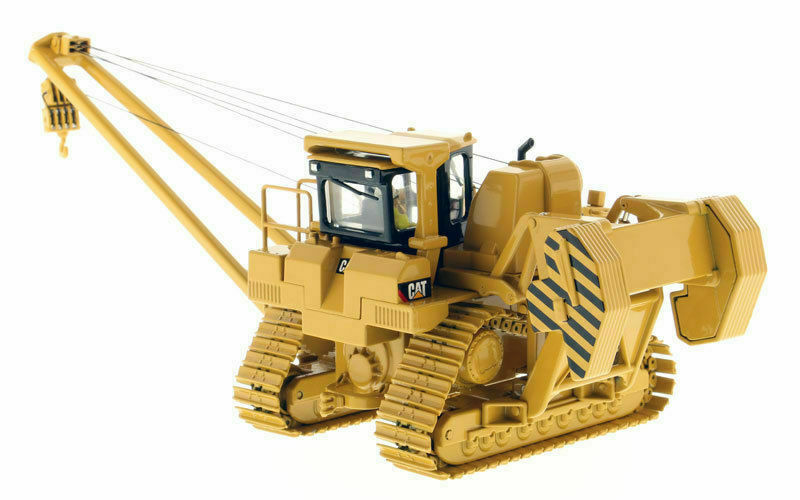 1 50 CAT Caterpillar Caterpillar Caterpillar Diecast 587T Pipelayer Construction Model Vehicle Toy 85272 af8a53