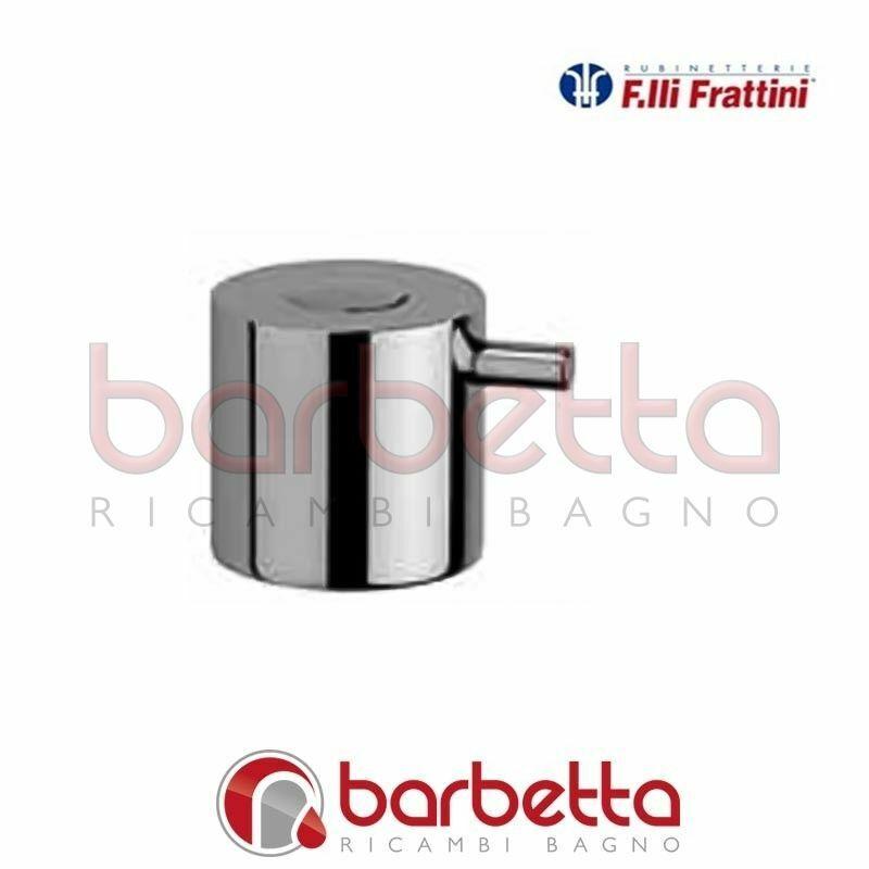 MANIGLIA APERTURA PER TERMOSTATICO GINGO FRATTINI R15051