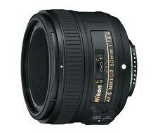 Nikon AF-S NIKKOR 50mm f/1.8G Lens New1