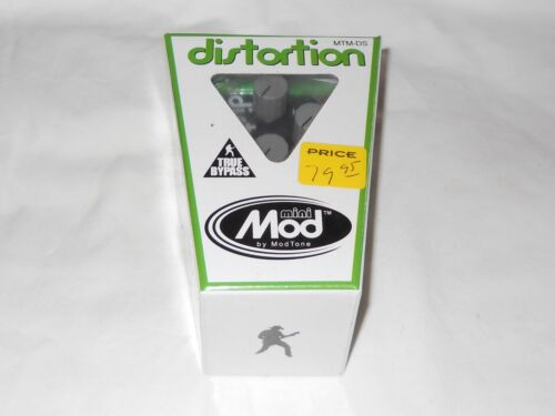 Modtone Mini-Mod Distortion Pedal MTM-DS