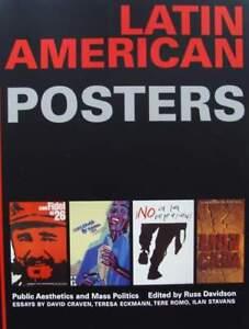 Fiable Livre/book : Latin American Posters (affiches D'amérique Latine,affiche Soyez Astucieux Dans Les Questions D'Argent