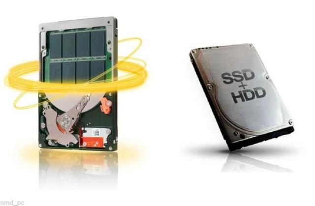 Seagate Desktop SSHD ST2000DX001 8GB SSD Cache 2TB SATA III 8.9cm Hybrid Drive