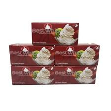 Best Whip BW24_5PACK Red N20 Whipped Cream Chargers - 120 Count