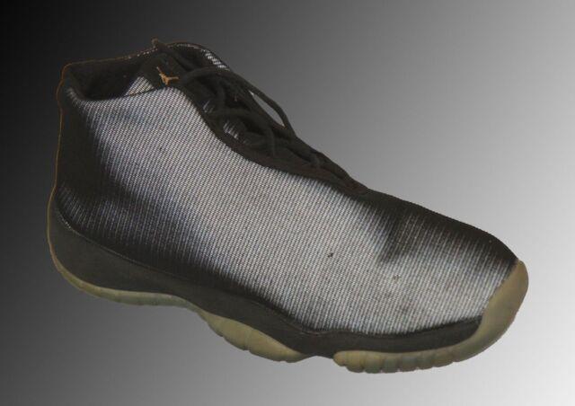 e4f482280c57 Nike Air Jordan XI 11 Future Youth GS 5Y Reflective 3M Black Clear  656504-011
