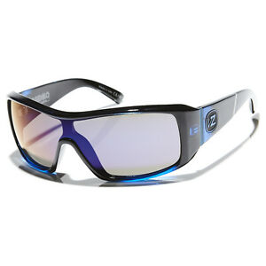 VONZIPPER Comsat Mindglo Black Blue/Astro Lens Sunglasses