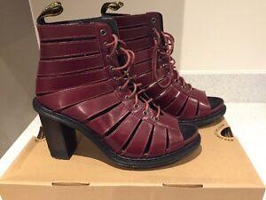 Emilyann £ Martens occhi Dr a Uk Rrp Eur Doc 38 Sandalo 5 Shiraz Ladies's 160 10 vw1Hqq