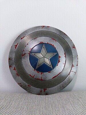 1//6 The Avengers Captain America Shield Steve Rogers Metal buckle Hand Toys