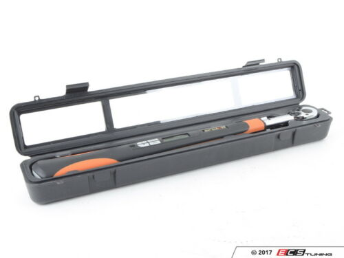 """Digital 1//2/"""" Drive Torque Wrench BWNBLD0212BM Brownline"""