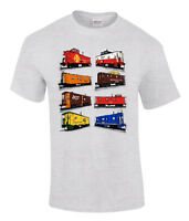 Caboose Authentic Railroad T-shirt [100]