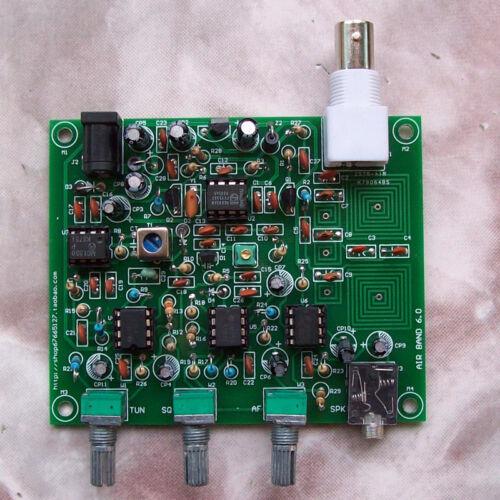 118 ~ 136 MHZ aviation band receiver kit High sensitive air radio DIY kit