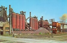 BLAST FURNACES OF THE NATIONAL TUBE CO,MILL-McKEESPORT,PA