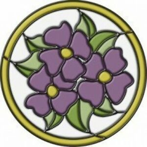 Stained-Glass-Appliques-Pansy-Amethyst-Medallion