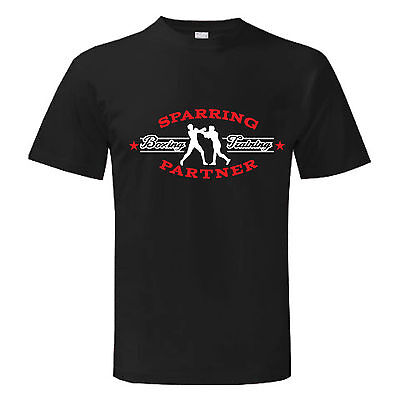 Boxing 89 Mens Boxer T-Shirt MMA Fighting Training Top Gym Sparring Combat Sport