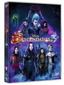 DESCENDANTS 3 DELLA DISNEY (DVD) ITALIANO
