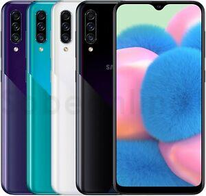 Samsung-Galaxy-A30s-128GB-4GB-RAM-SM-A307GN-DS-FACTORY-UNLOCKED-6-4-034-Dual-Sim