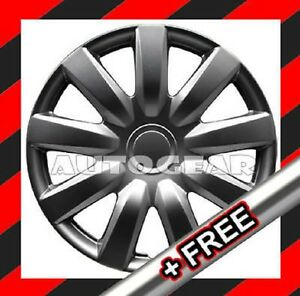 14-inch-Charcoal-Dark-Grey-Wheel-Trims-Cap-Covers-FREE