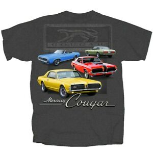 Mercury-Cougar-HEATHER-GRAY-Adult-T-shirt