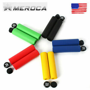 Handlebar-Grips-Cover-MTB-Mountain-Bike-Ultralight-Silicone-Cycling-Bicycle-Grip