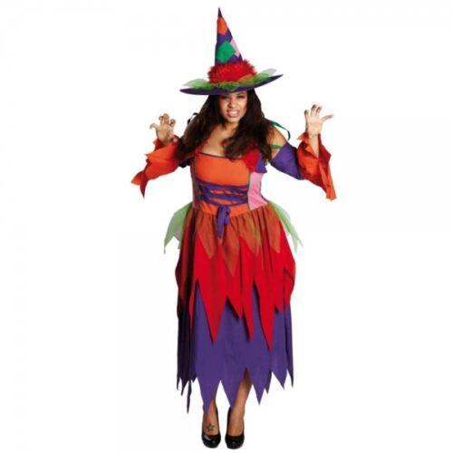 50-52 Le Streghe Abito Crazy Witch-dimensioni