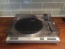 Pioneer PL-340 Auto Return Stereo Turntable Record Deck