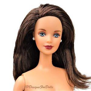 1996 Ralph Lauren Barbie Doll Bloomingdales Brunette Nude