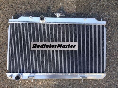 Aluminum Radiator For 2002-2006 Nissan Sentra  SE-R 2.5L l4  2003 2004 2005