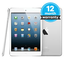 Apple iPad mini 1st Generation 16GB, Wi-Fi, White & Silver Very Good Condition