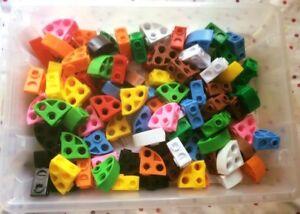 Fringant Multilink Quadrant Pieces 100 Avec Boîte En Plastique X 2 Boîtes (200 Pieces Au Total)-afficher Le Titre D'origine Marchandises De Haute Qualité