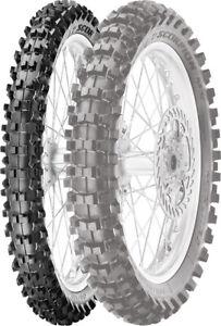 60//100x14 Pirelli Scorpion MX 32 Soft To Mid Terrain for KTM 65 XC 2008-2009