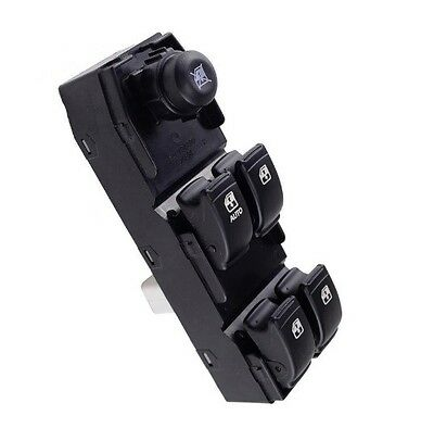 Front Left Door Master Power Window Switch Panel For Chevrolet Lacetti 04-07