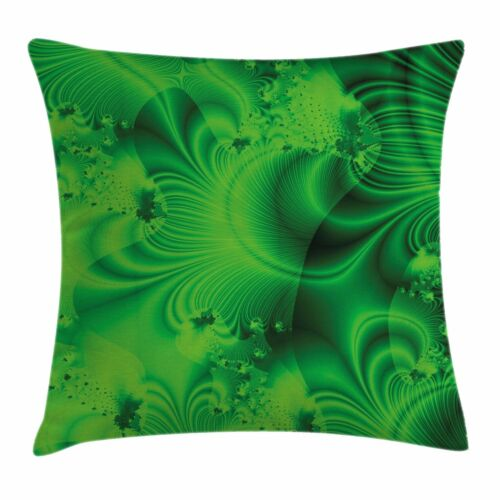 Lime Green Throw Pillow Cases Cushion Covers Ambesonne Home Decor 8 Sizes
