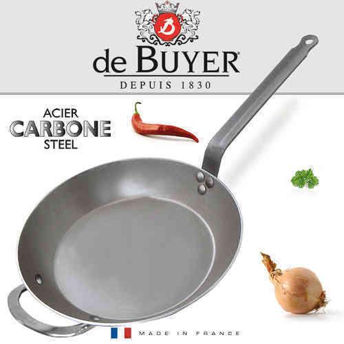 Acheteur - Carbone Plus - Lyonnaise POêLE à FRIRE 36 cm